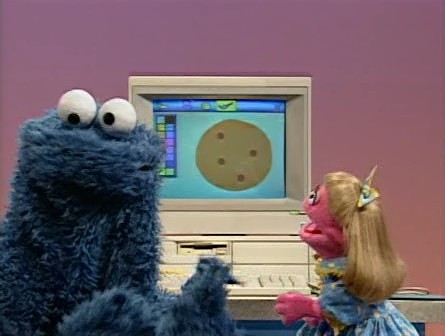 Sesame Street - Computer Capers